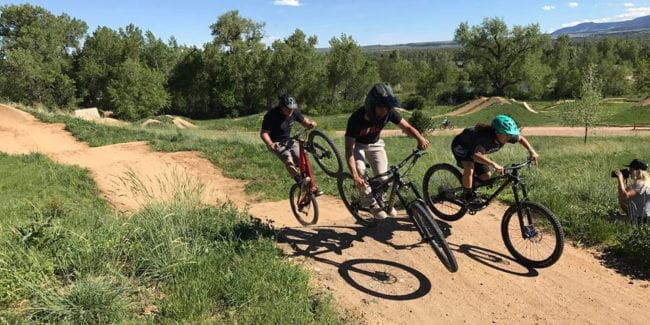 Valmont Bike Park Boulder Colorado