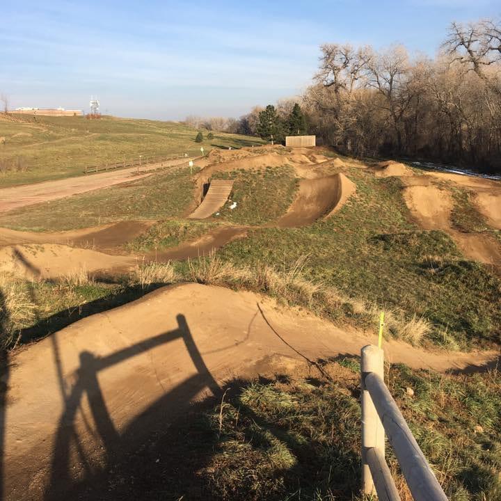 Valmont Bike Park Pump Track Boulder