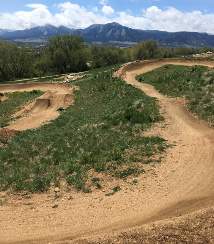 Valmont Bike Park Single Track
