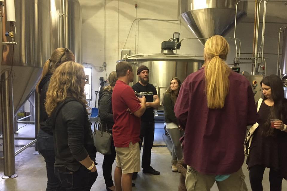 Vapor Distillery Tour Boulder