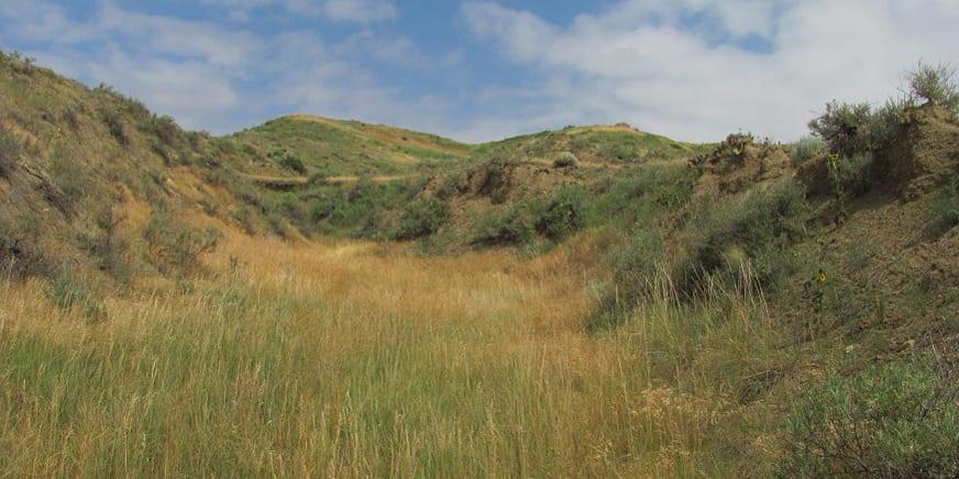 West Bijou Site National Natural Landmark Colorado