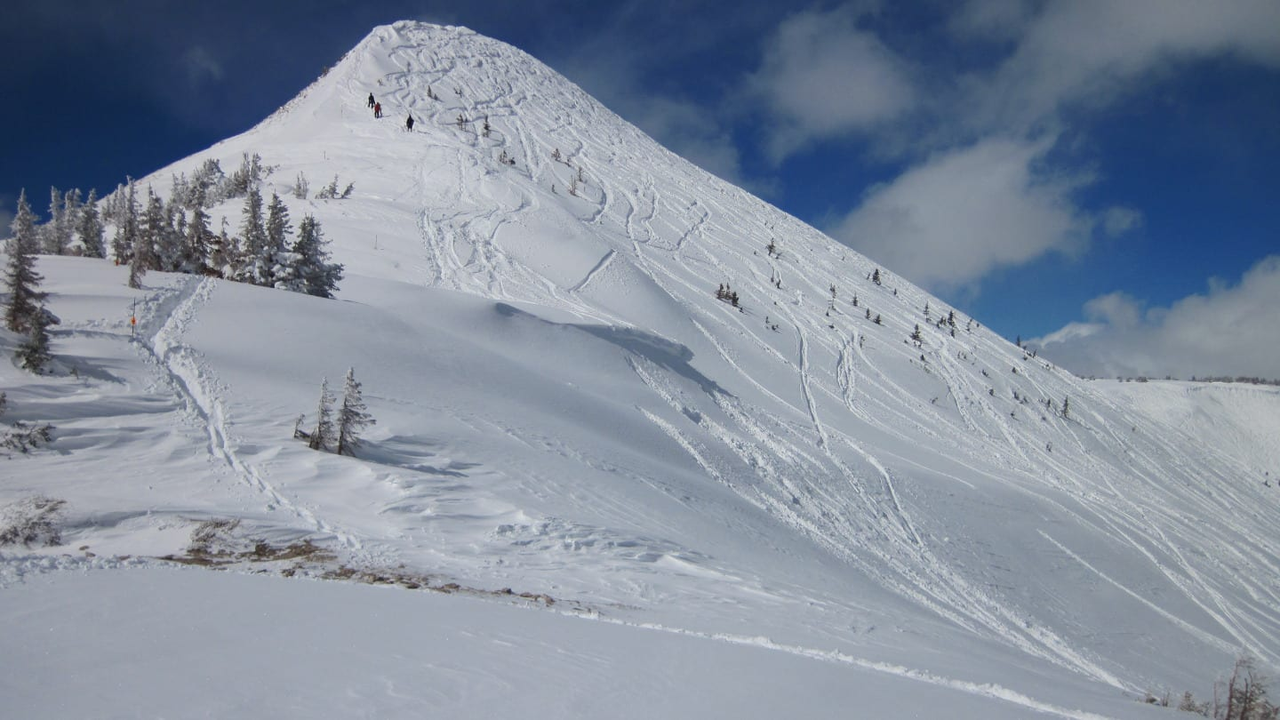 Wolf Creek Ski Area Alberta Peak