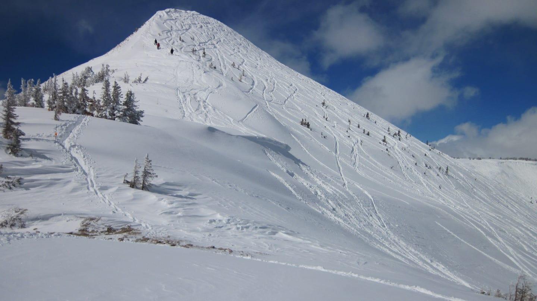 Wolf Creek Ski Area Alberta Peak