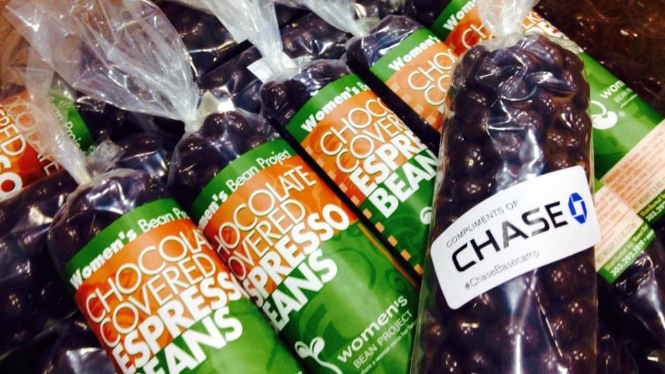 Women's Bean Project Chocolate Covered Espresso Beans