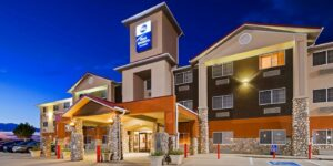 Best Western Firestone Inn & Suites Longmont CO