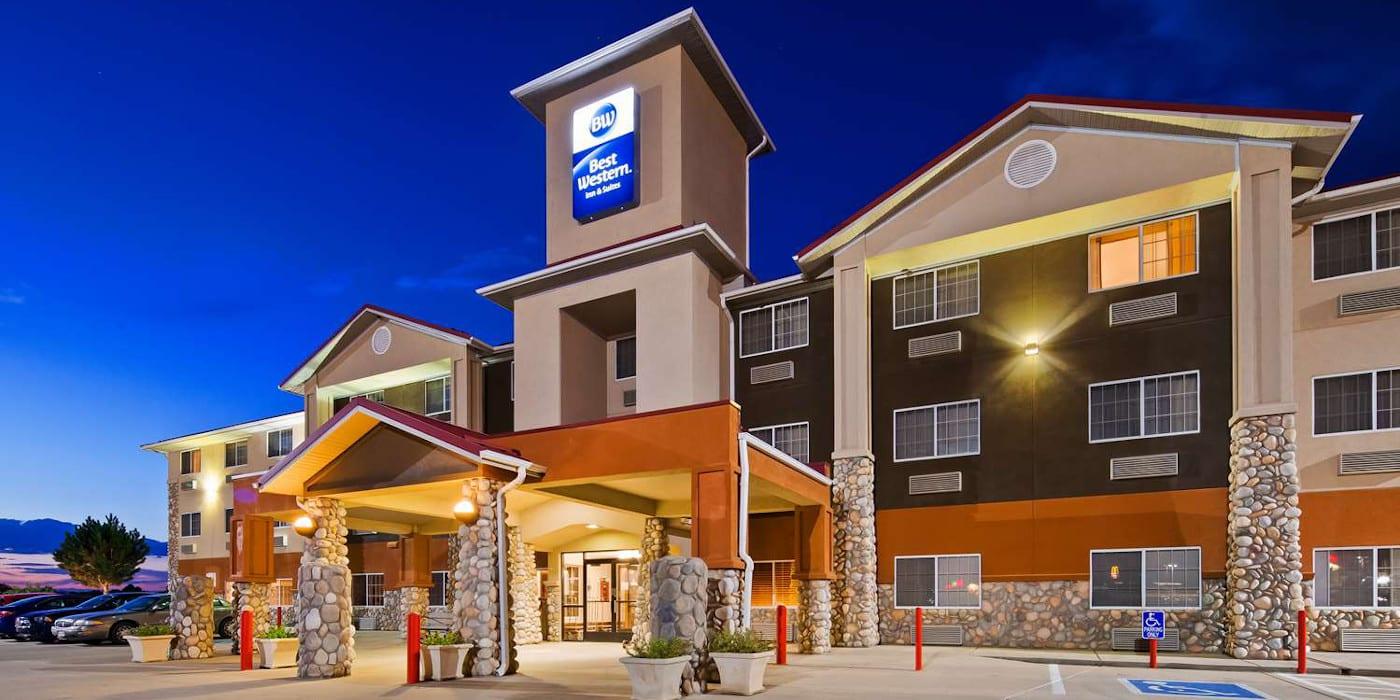 Best Western Firestone Inn & Suites Longmont CO