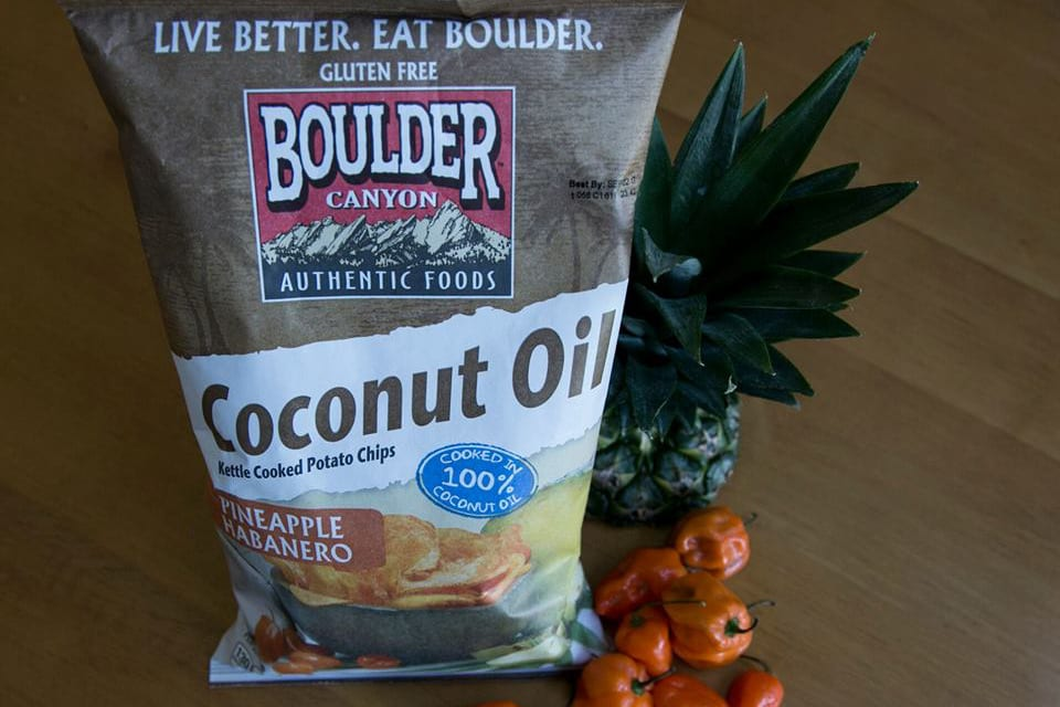 Boulder Canyon Coconut Oil Chips