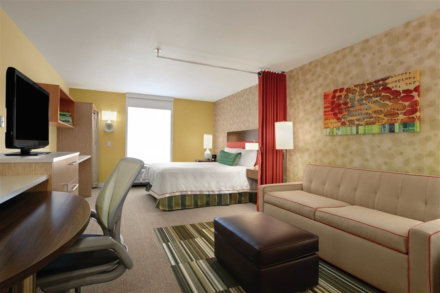 Home2 Suites by Hilton Longmont CO Room