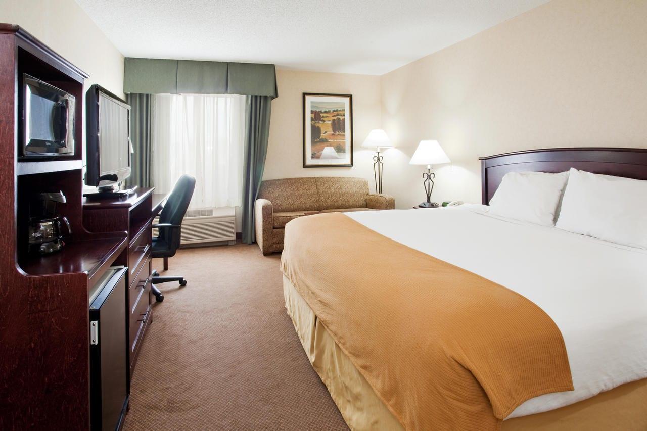 La Junta CO Hotel Room Holiday Inn Express