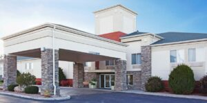 La Junta CO Top Hotel Holiday Inn Express Exterior