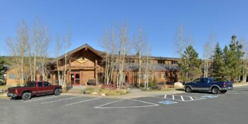 Sundance Lodge Exterior Nederland CO Hotel