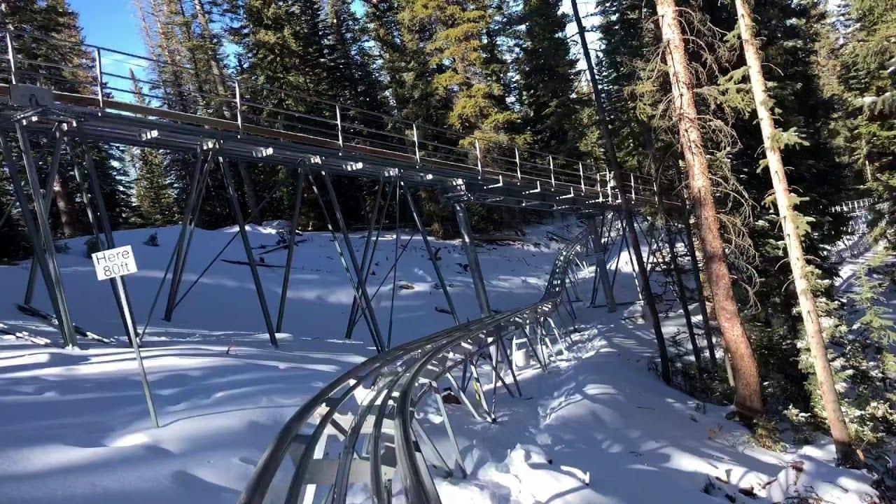 Aspen Snowmass Alpine Coaster
