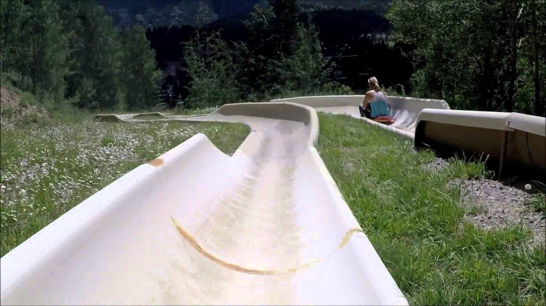 Purgatory Resort Alpine Slide Durango