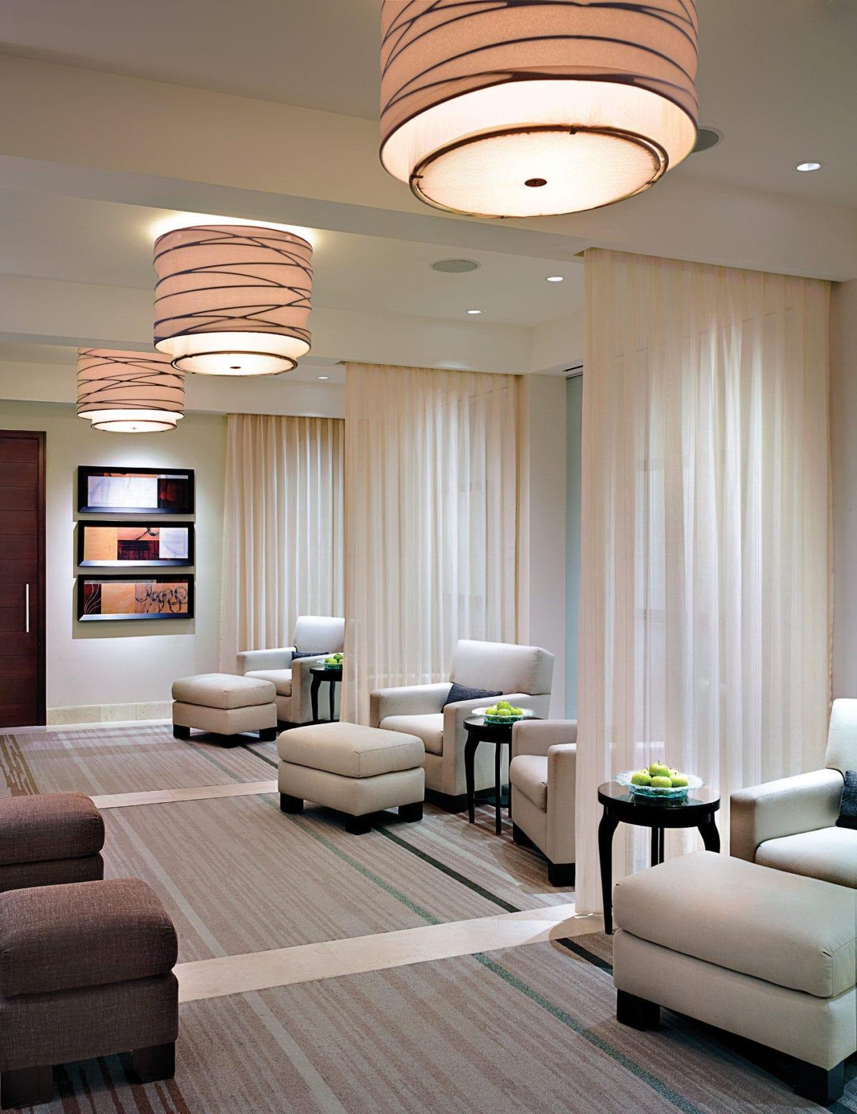 Ameristar Hotel Ara Lounge.