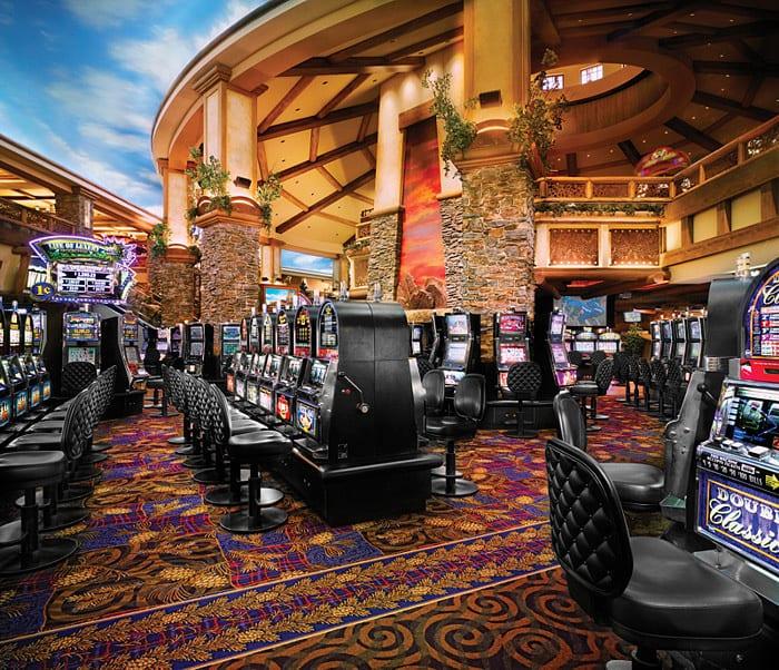 Ameristar Hotel Casino Slots Black Hawk
