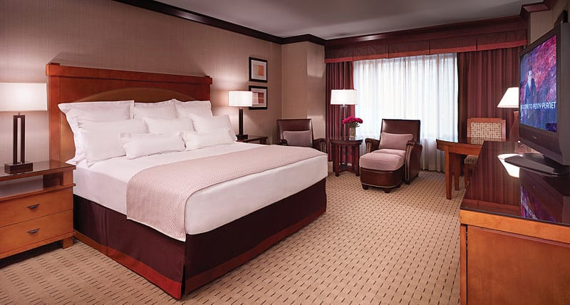 Ameristar Hotel King Deluxe Room