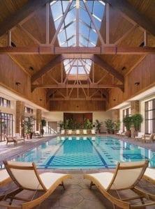 Ameristar Hotel Pool Black hawk