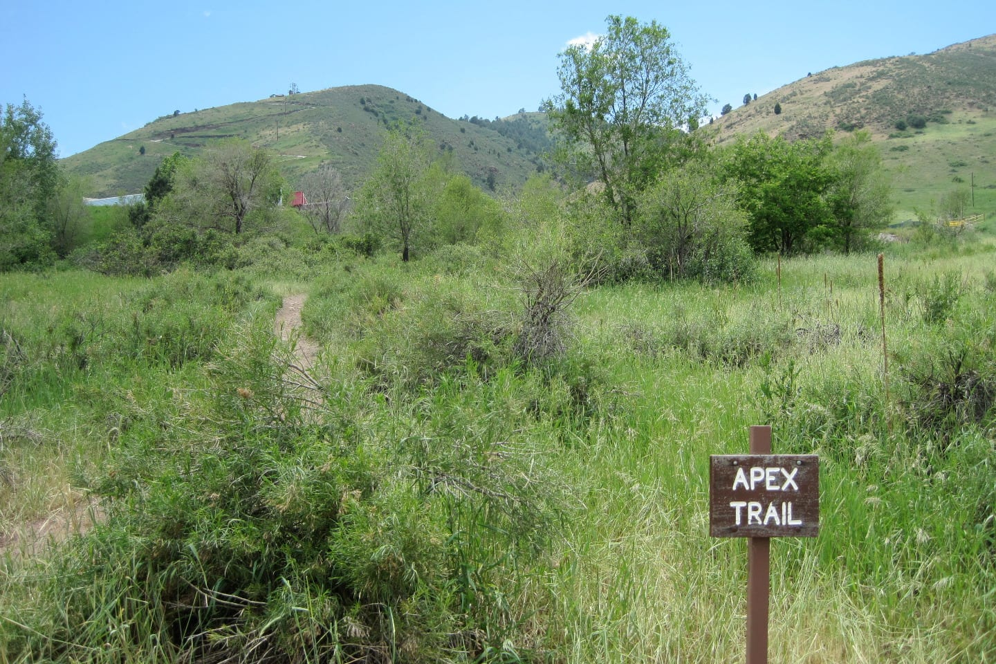 Apex National Recreation Trail Colorado