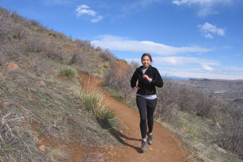 Apex Trail Golden Running