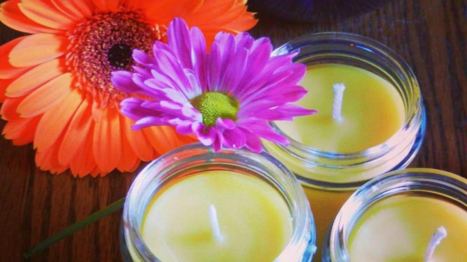 BEE-OCH Organic Beeswax Candles