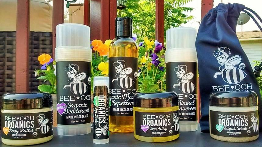 BEE-OCH Organic Personal Care Products