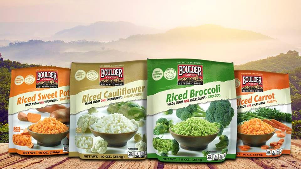 Boulder Canyon Natural Foods Riced Vegetables