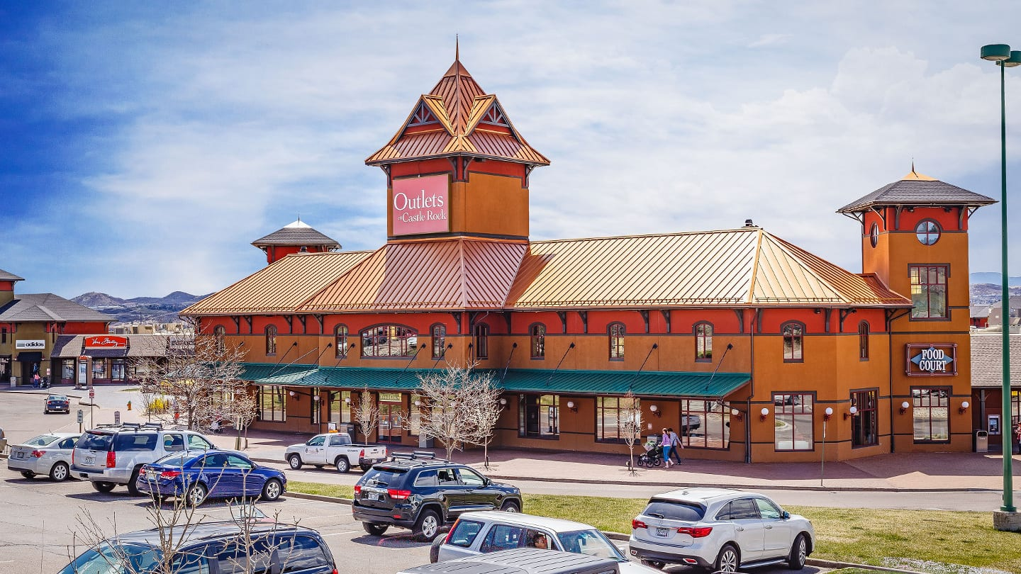 Castle Rock Outlet Mall
