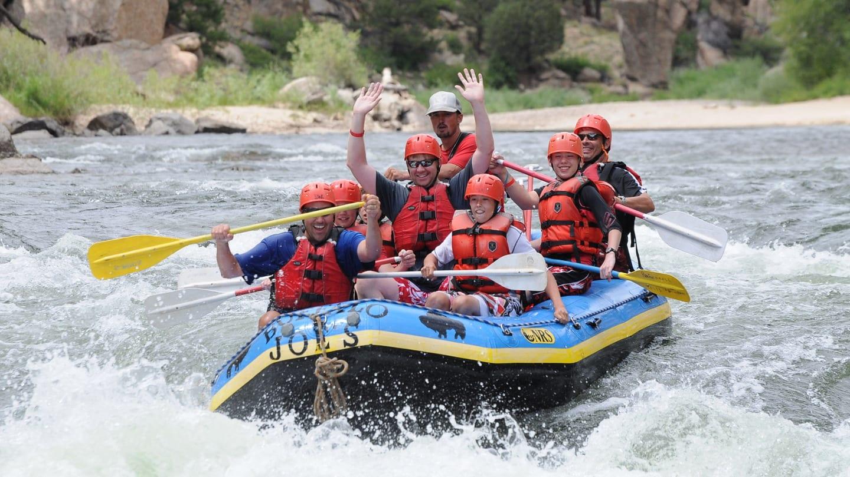 Arkansas River Colorado Whitewater Rafting
