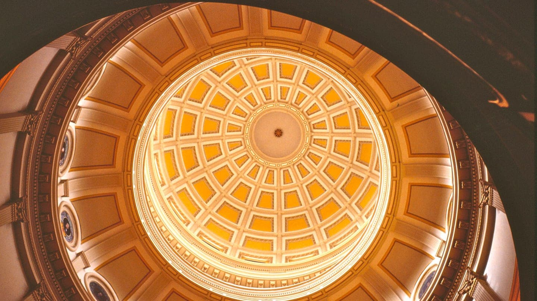 Colorado State Capitol Dome