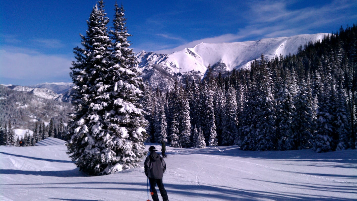 Copper Mountain Skiing Colorado