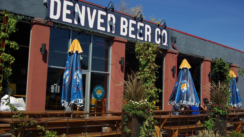 Denver Beer Company Brewery Colorado