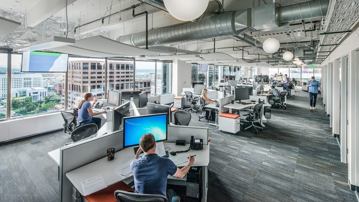 Stack Exchange Office Denver Colorado