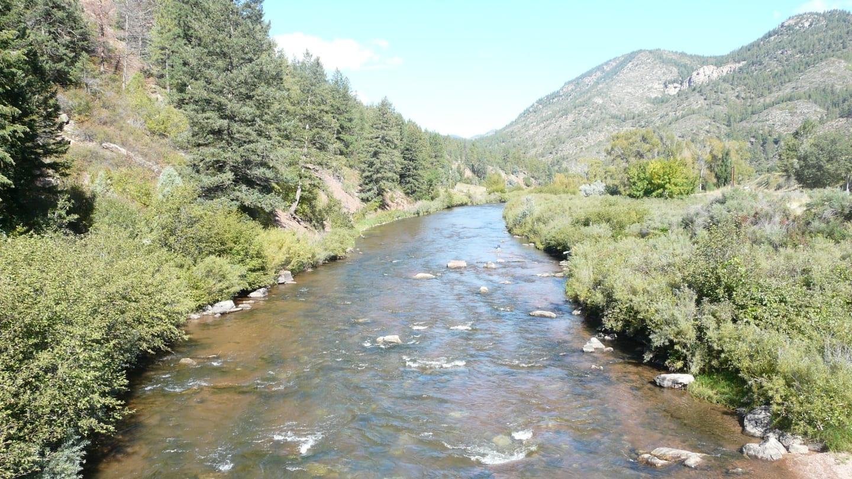 Colorado South Platte River