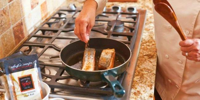 Colorado Spice Company Sweet Salmon Herb Rub