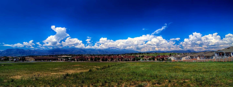 Colorado Springs Front Range Homes