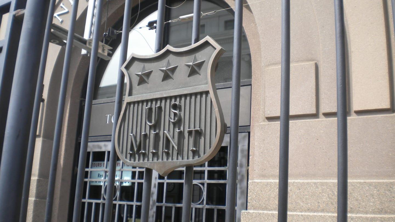 Denver Mint Fence Colorado