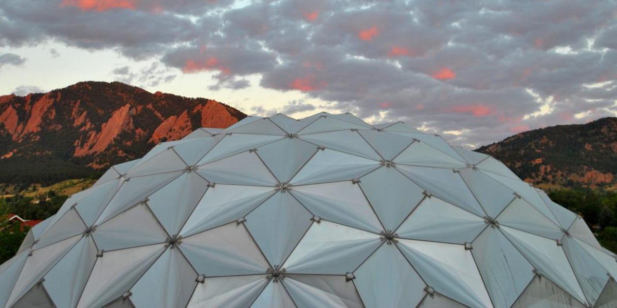 Fiske Planetarium Boulder Dome