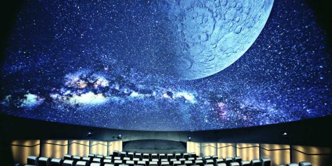 Gates Planetarium Denver Museum Nature and Science