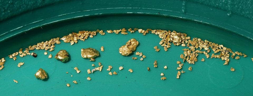 Goldstrike Colorado Gold Adventures Placer Gold
