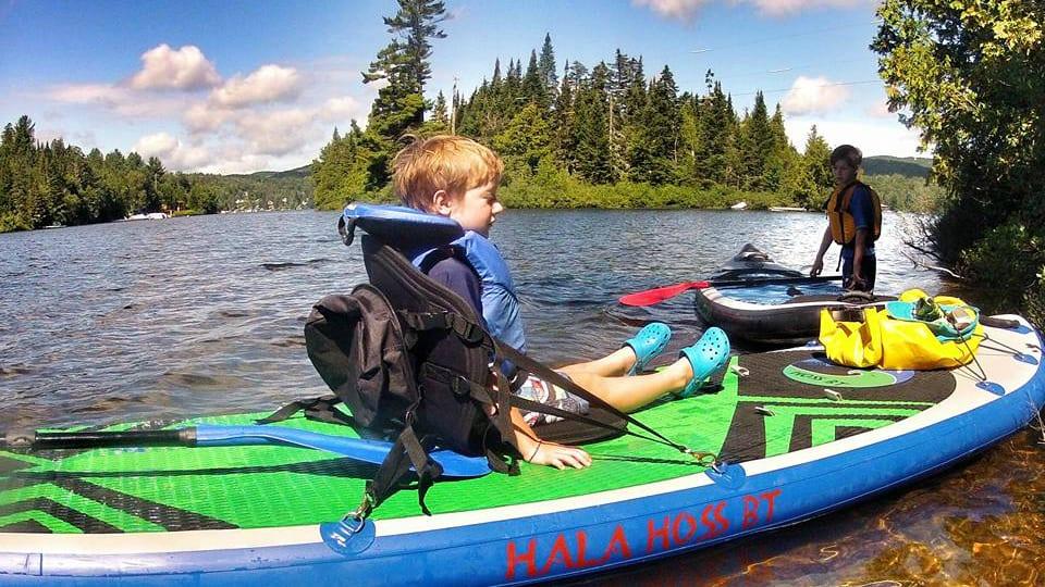 Hala Gear Standup Paddle Board Hoss BT