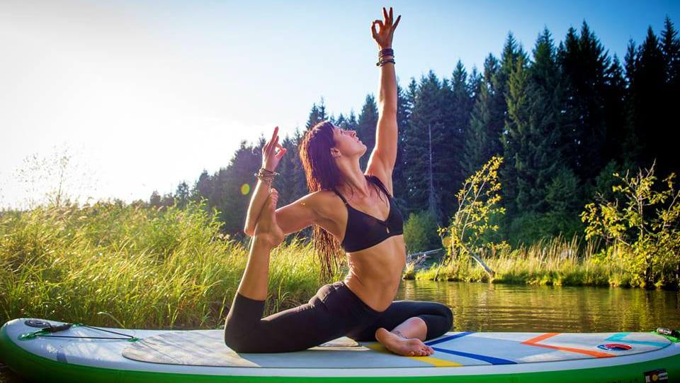 Hala Gear SUP Yoga