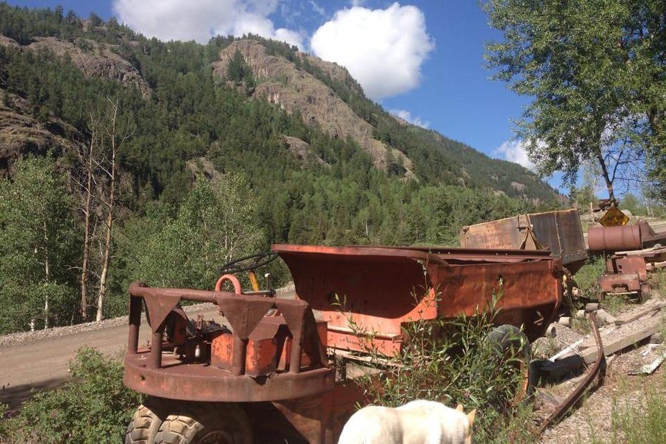 Hard Tack Mine Lake City Mining Equipment