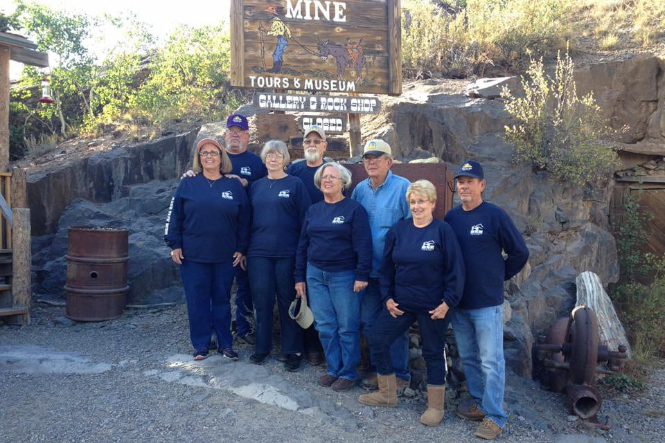 Hard Tack Mine Staff Lake City Colorado