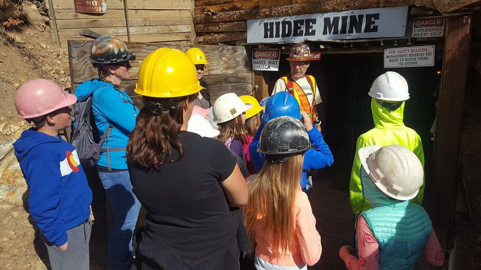 Hidee Gold Mine Tour Central City