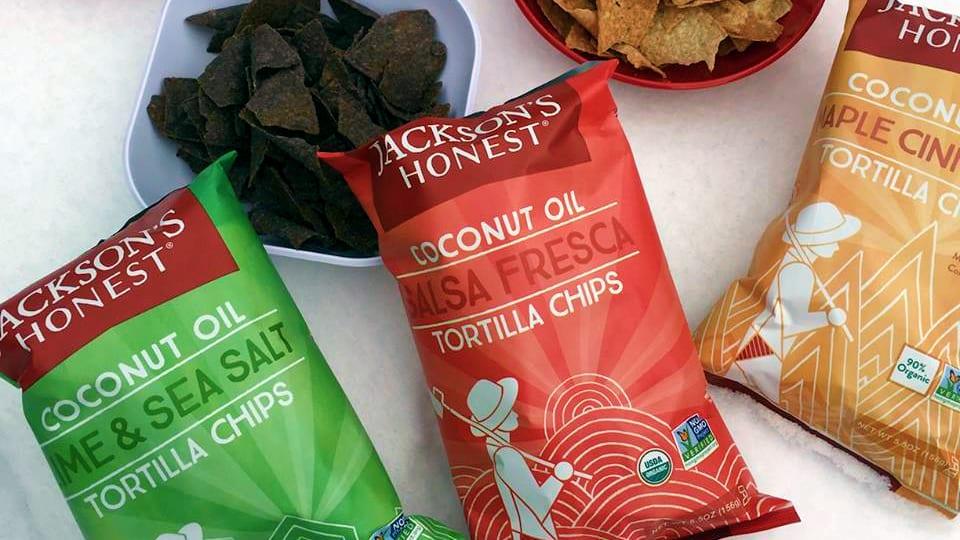 Jackson's Honest Tortilla Chips