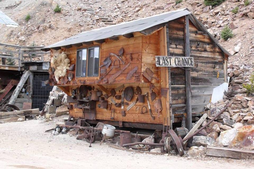 Last Chance Mine Miner's Cabin Creede