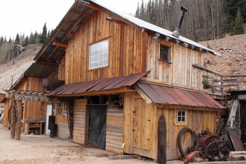 Last Chance Mine Museum Bunkhouse Cabin Creede