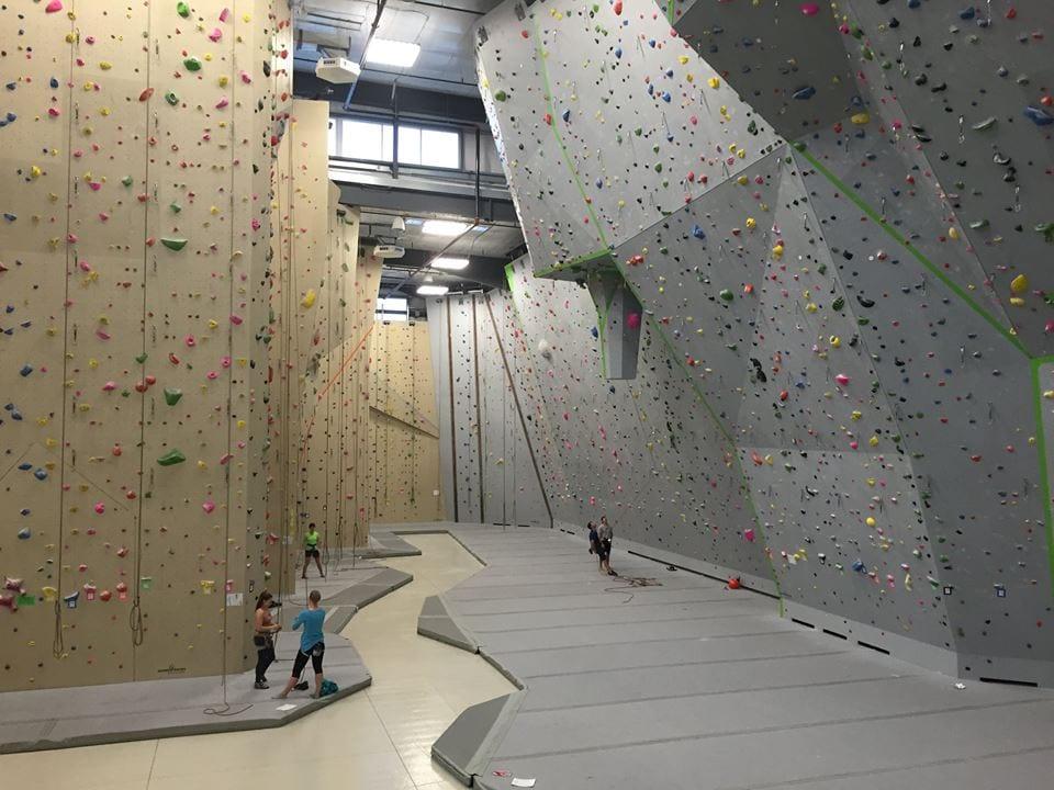 Movement Rock Climbing Gym Denver