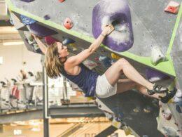 Movement Climbing Gym Denver Colorado