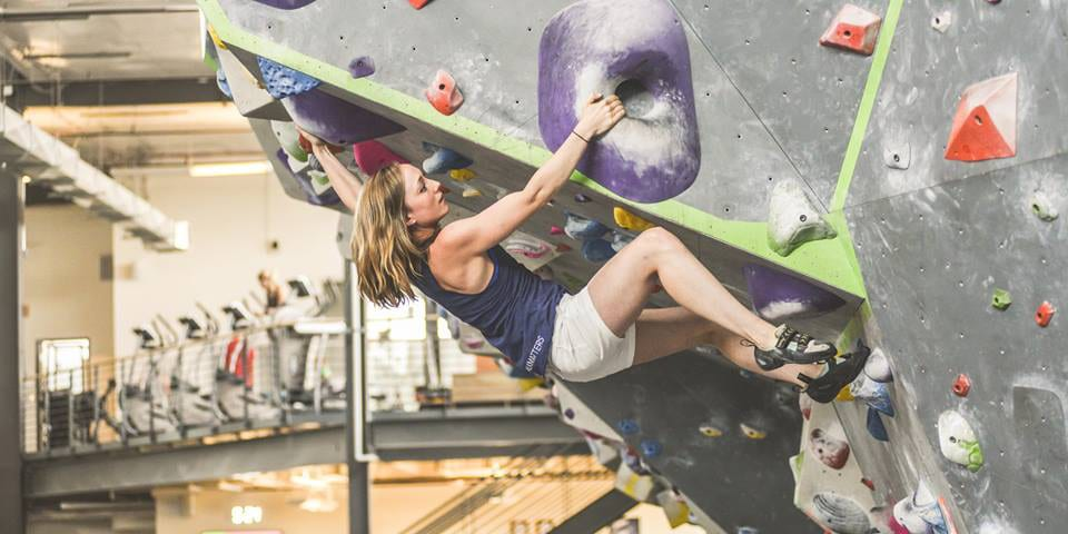 Movement Climbing Gym Denver Colorado